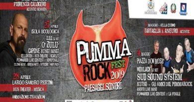 Non solo musica al PummaRock 2019: i momenti culturali in programma