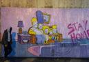 L'arte non si ferma: le opere di street art più belle apparse in tempo di pandemia