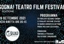 """""""Sogna! Teatro Film Festival"""": è il momento della premiazione!"""